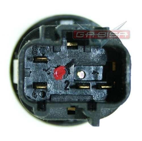 Botão Interruptor De Desembaçador Traseiro do Painel 2s6518c621aa Ford Fiesta E Ecosport 03 04 05 06 07 08 09 010 011