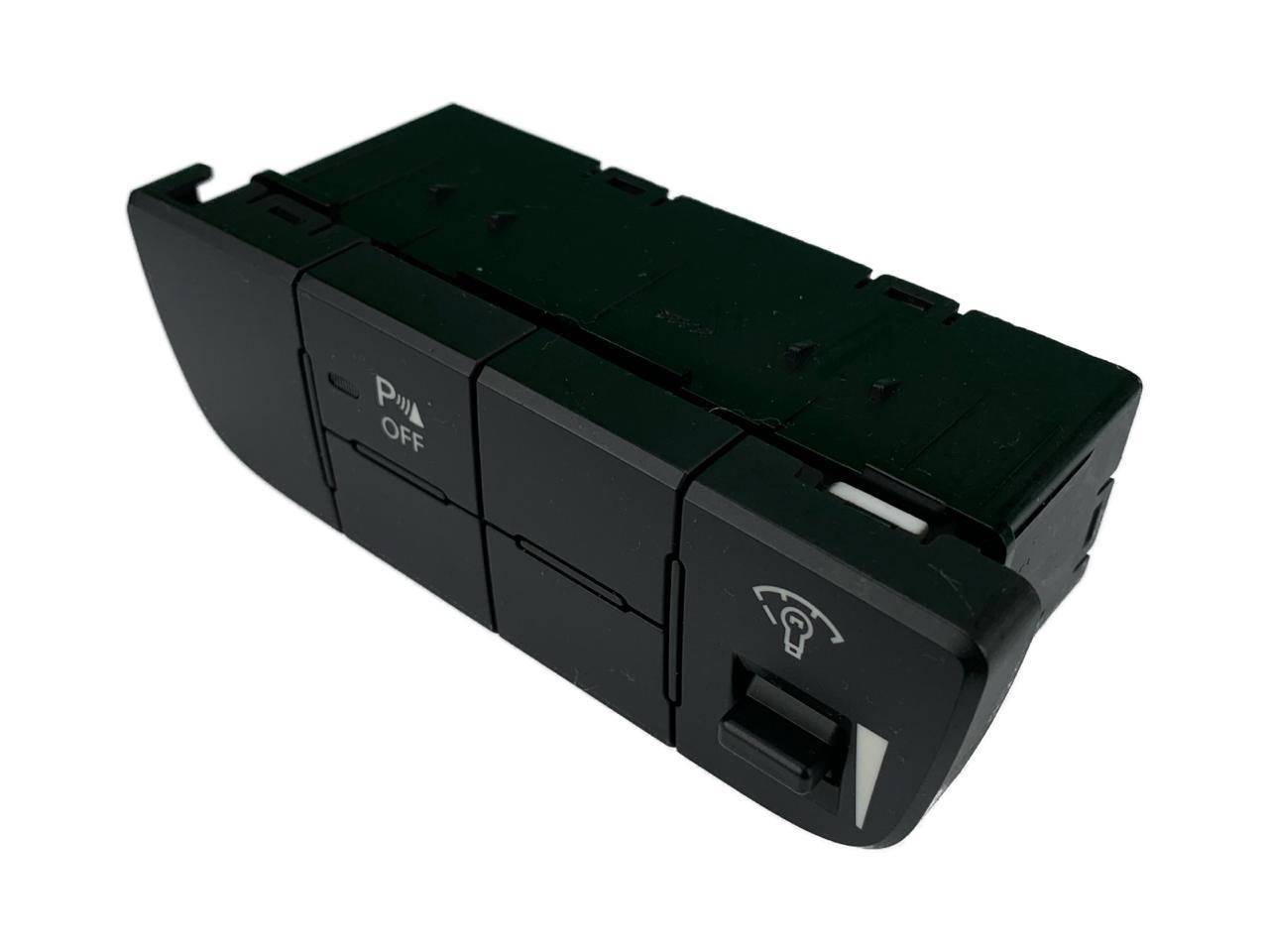 Botão Interruptor de Luz Iluminação do Painel Reostato e Sensor de Estacionamento Hyundai Veloster 010 011 012 013