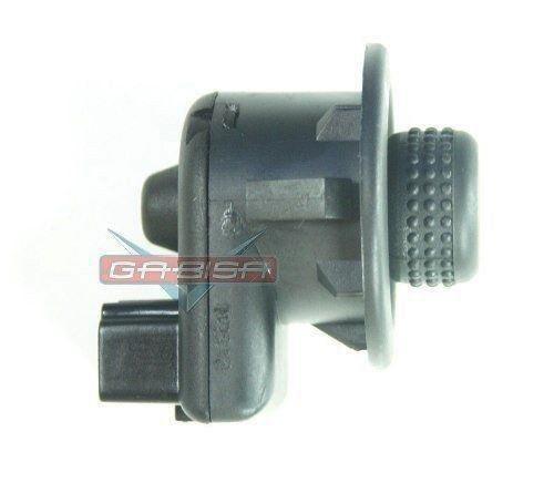 Botão Interruptor de Regulagem do Retrovisor Elétrico 7 Pinos 255706283r Renault Duster 012 013 014 015 016