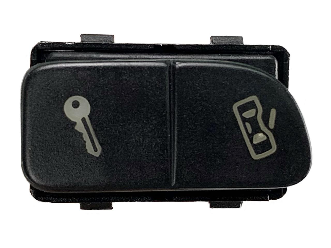 Botão Interruptor de Trava e Destrava da Porta 5z0962125 Vw Fox Cross Space 04 05 06 07 08