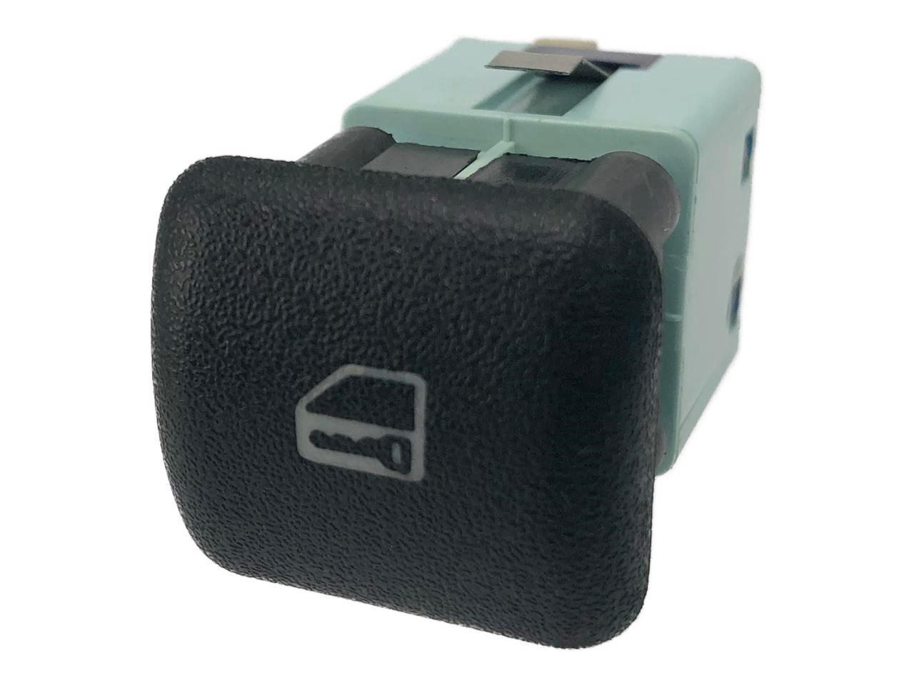 Botão Interruptor de Trava Elétrica de Portas do Painel 93305369 Gm Zafira 01 02 03 04 05 06 07 08 09 010 011 012