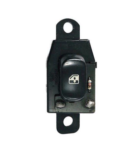 Botão Interruptor De Vidro Dianteiro Direito Hyundai Accent  1997