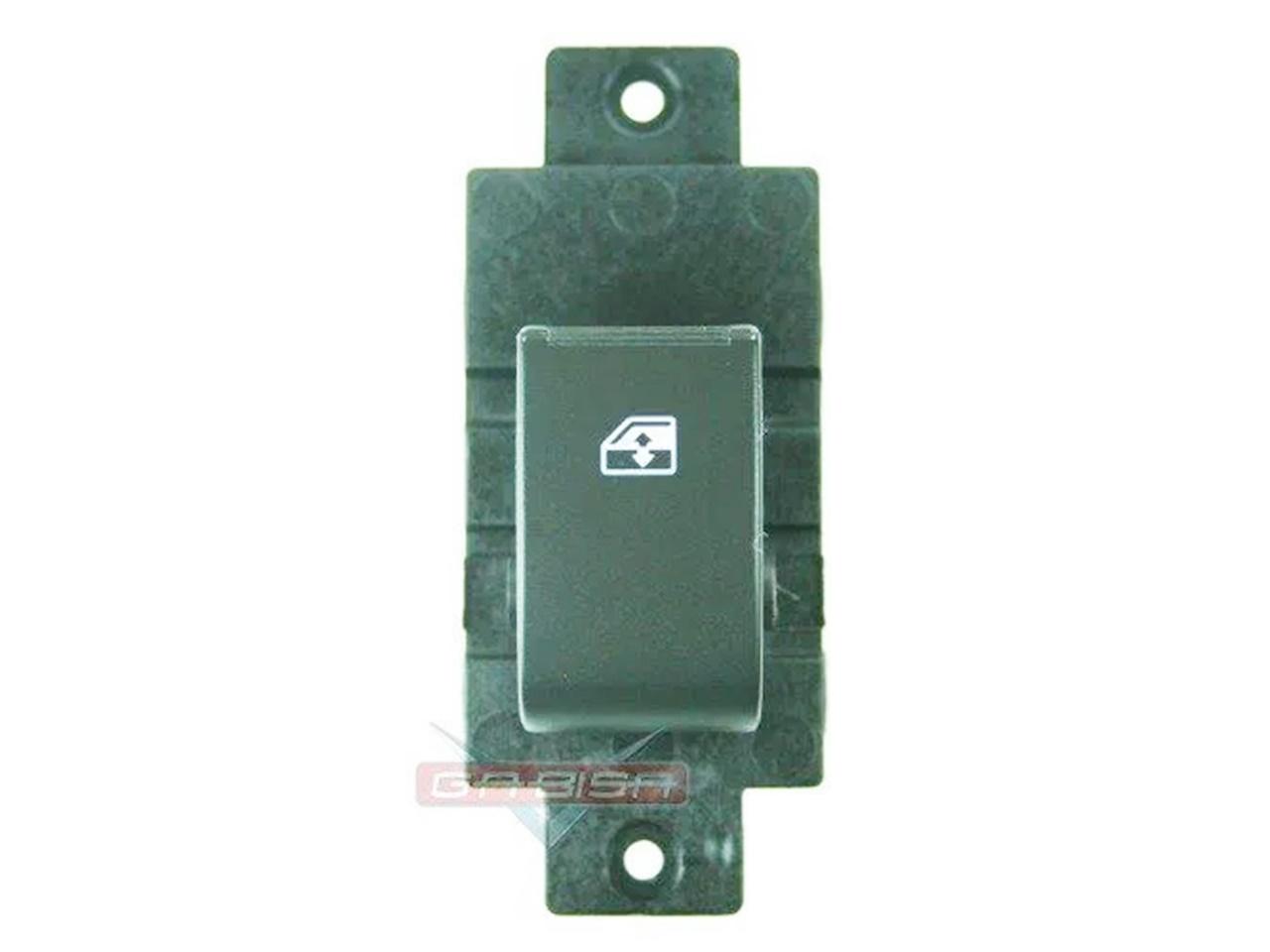 Botão Interruptor de Vidro Elétrico Porta Traseira Direita ou Esquerda e Dianteira Direita Gm Captiva 08 09 010 011 012