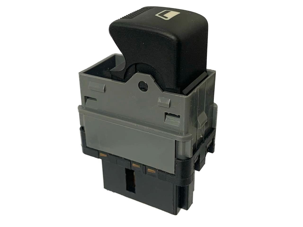 Botão Interruptor De Vidro Elétrico Traseira Cinza Do Console Citroen C3 03 04 05 06 07 08 09 010 011 012