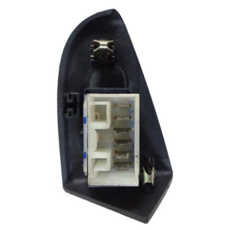 Botão Interruptor de Vidro Elétrico Traseiro Esquerdo Fiat Marea Brava 99 00 01 02 03 04 05