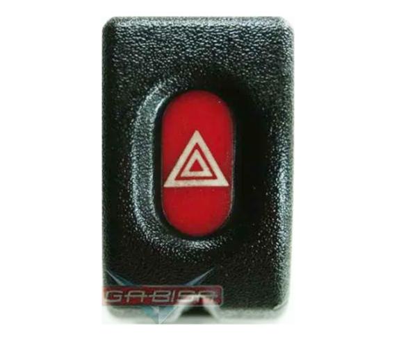 Botão Interruptor Pisca Alerta Do Painel Luz de Emergencia 93285543 Corsa Classic 010 011 012 013 014 015 016