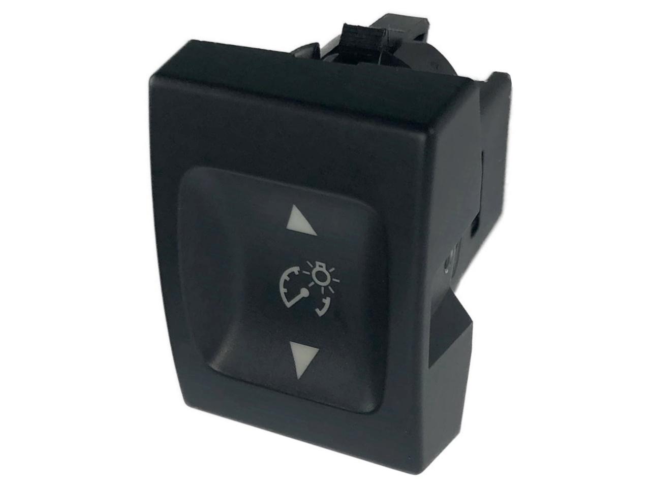 Botão Interruptor Reostato Regulagem de Luz Iluminação do Painel 9e5t11691afw Ford Fusion 010 011 012