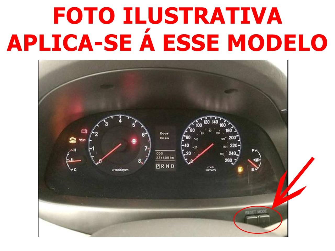 Botão Reostato Hyundai Azera 06 010 Luz Do Painel