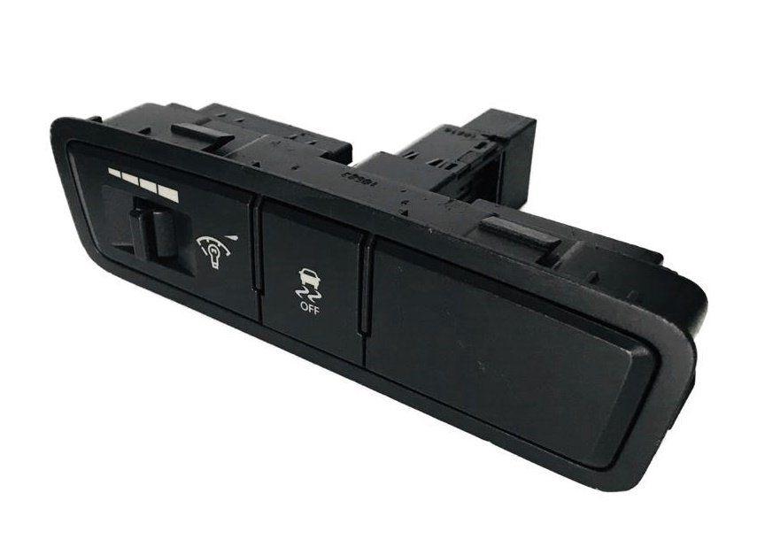 Botão Interruptor de Regulagem de Luz Iluminação do Painel Reostato e Controle de Tração Hyundai Ix35 014 015 016