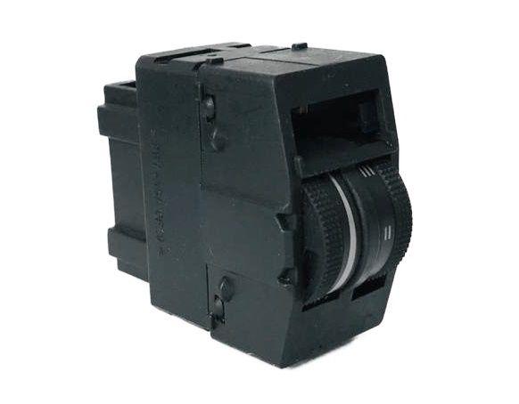 Botão Interruptor Reostato e Regulagem de Farol 8l0919094b 8l0919093b 04052207 Audi A3 98 99 00 01 02 03