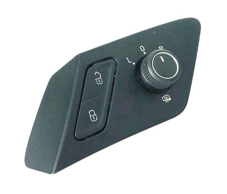 Botão Retrovisor Elétrico 5g0959565ac e Trava Vw Golf mk7 013 014 015 016 017 018