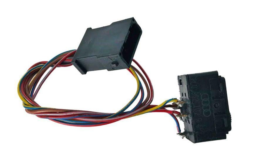 Botão Interruptor Trava De Portas Original 8l0962107a Audi A3 00 01 02 03 04 05
