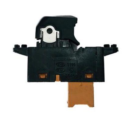 Botão Vidro Eletrico Traseiro Esquerdo 93580a5010 Hyundai I30 013 014 015 016 017