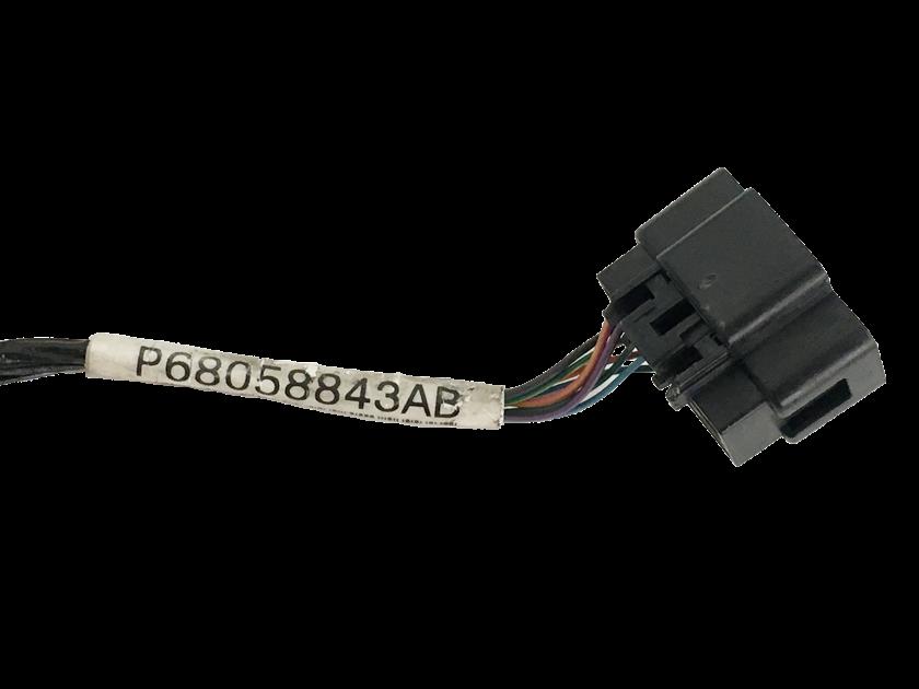 Chicote Plug Conector P68058843ab Original Para Dodge Journey 2010 2011 2012 2013 2014 Topvili