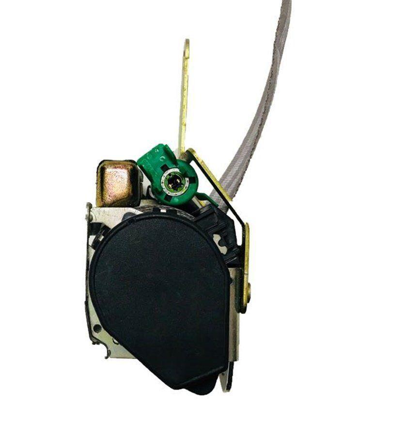 Cinto De Segurança Cinza Pre Tensionador Do Air Bag Motorista Esquerdo Toyota Corolla e Fielder 03 04 05 06 07 08
