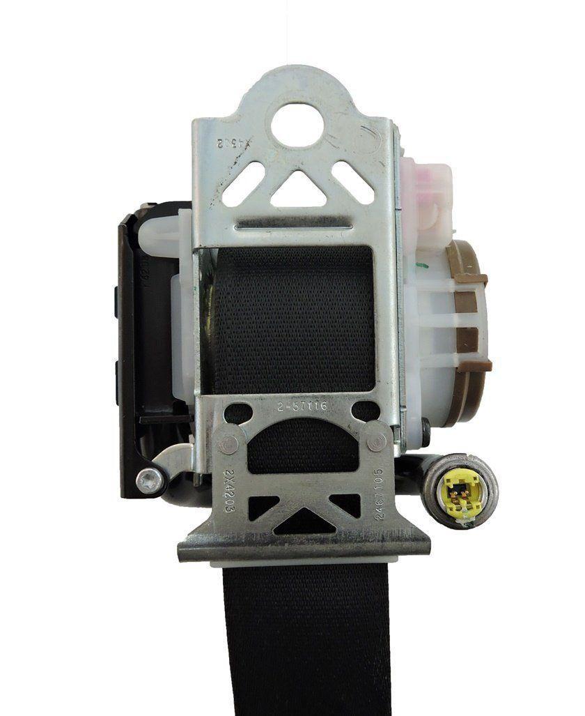 Cinto D Segurança Pre Tensionador Esq Nissan March 015 017