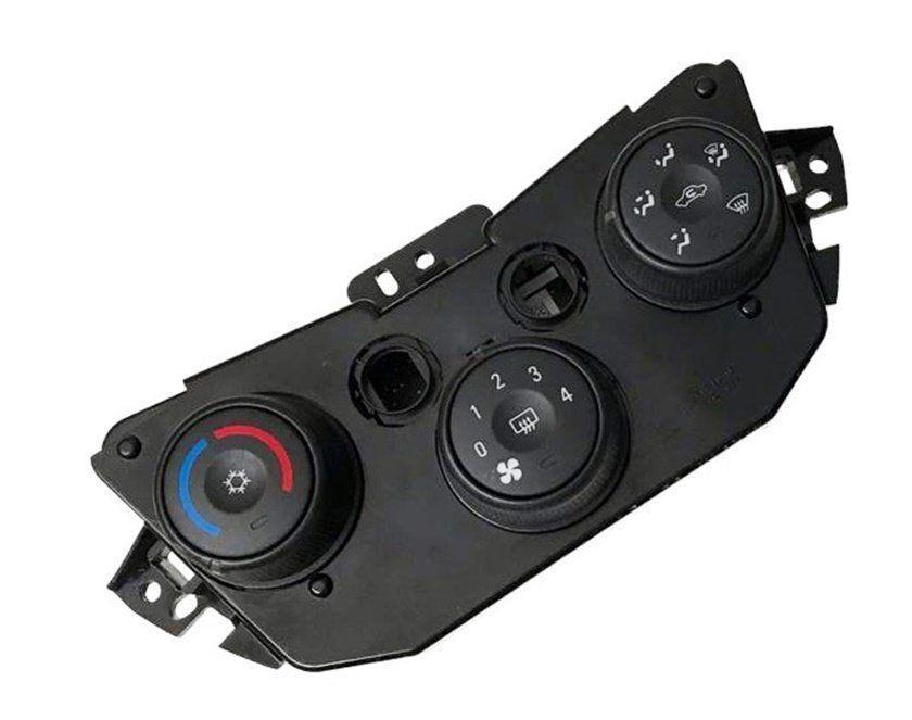 Comando Controle De Ar Condicionado Do Painel Original 52106098 Gm Spin 015 016 017