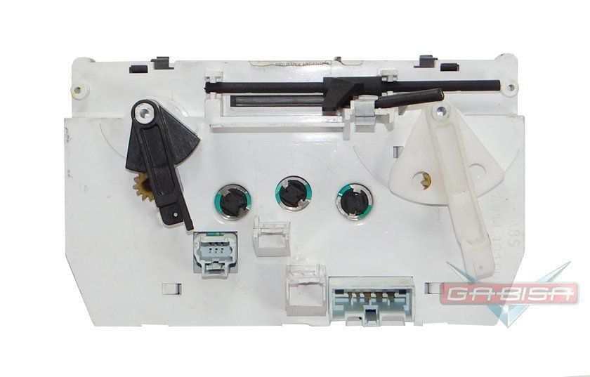 Comando Controle de Ar Condicionado do Painel Desembaçador de Para-Brisas Ventilador Recirculador Ar Quente Peugeot 206 207 03 04 05 06 07 08 09 010 011 Modelo 2 Plugs