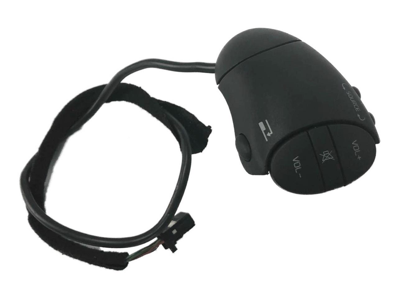 Comando Controle de Som Joystick do Volante 34599801 Renault Clio Scenic 99 00 01 02 03 04 05 06