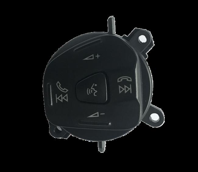 Comando Controle De Som Telefone Do Volante Original av1t14k47aa Ford New Fiesta 010 011 012 013 014