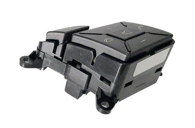 Comando Controle de Som Lado Direito do Volante a2185400262 Original Mercedes GLA250 C250 013 014 015