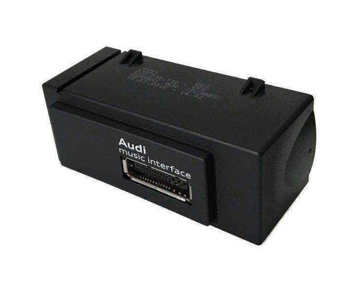 Conector Original Interface Soquete 8v0035736 Audi A3 S3 Rs3 014 015 016