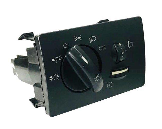 Botão Interruptor De Farol Milha Neblina Regulagem de Altura Reostato Do Painel 7m5t13a024ca Ford Focus 09 010 011 012 013