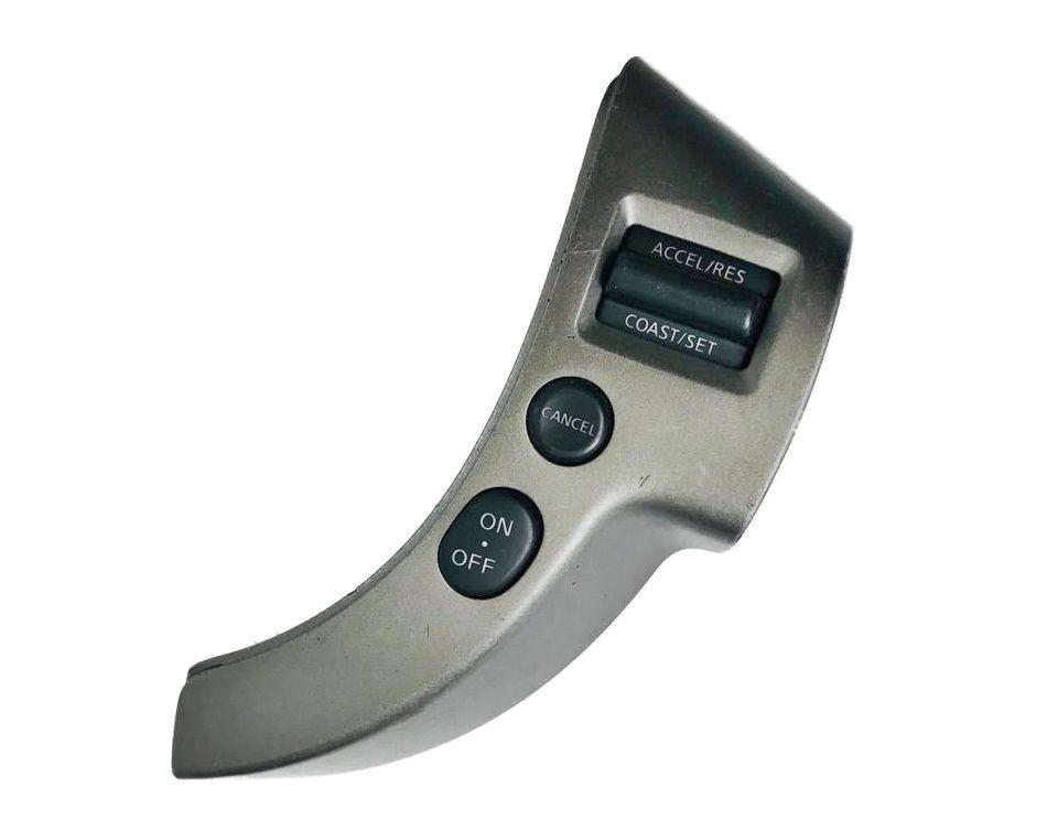 Conjunto Botão Piloto Automatico do Volante Nissan Sentra 08 09 010 011 012