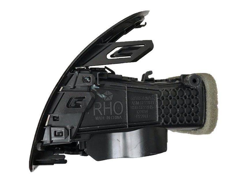 Difusor De Ar Lateral Direito Black Piano 5ut65dx8ab Jeep Compass 016 017 018