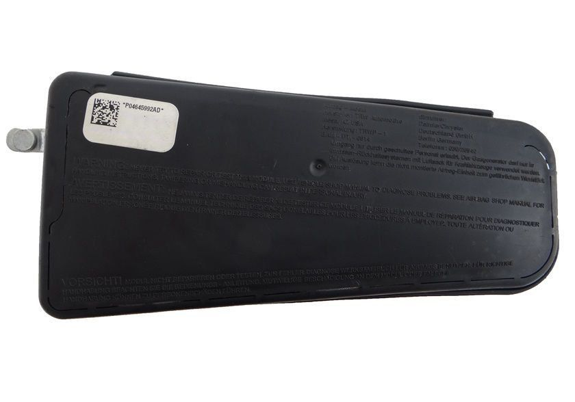 Fiat Freemont 011 014 Bolsa Air Bag D Banco Dir Passageiro