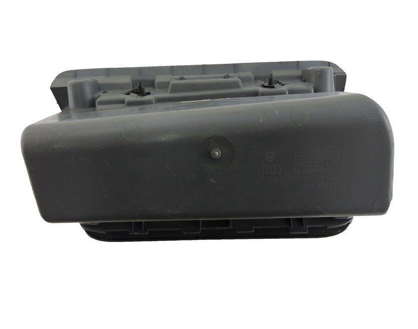 Tampa Porta Luvas Superior Do Painel Cinza Claro Fiat Palio G6 012 013 014 015