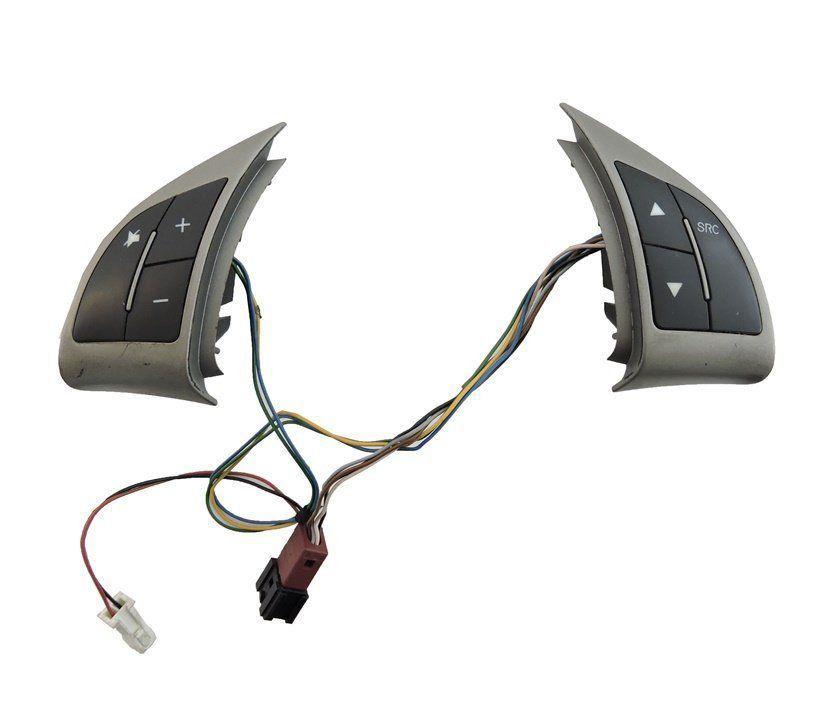 Comando De Som Computador De Bordo Do Volante Fiat Palio Sporting G6 013 014 015 016