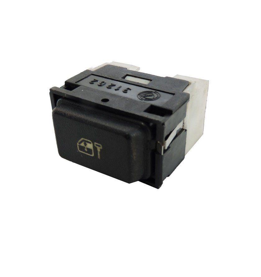 Fiat Tempra 96 99 Botão Interruptor D Vidro Trava