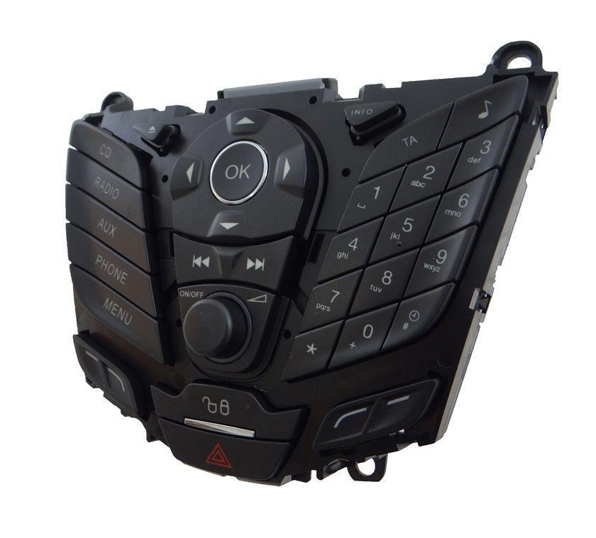 Frente do Som do Painel Teclado BM5T18K811BA Ford Focus 014 015 016