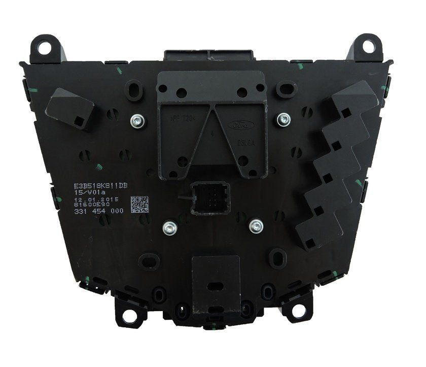 Ford Ka 014 016 Painel Teclado Comando D Som E3B518K811DB