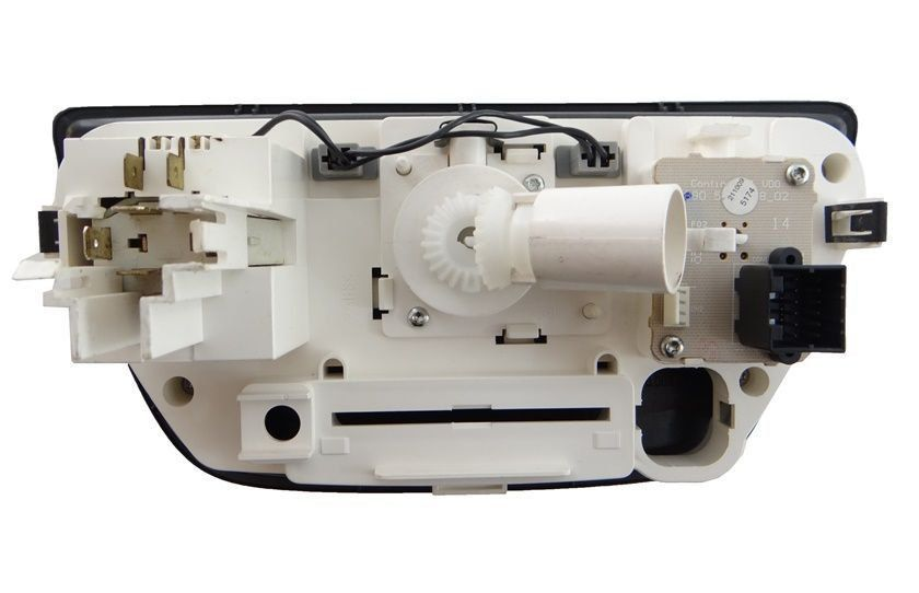 Ford Ka 09 010 Comando Controle D Ar Quente Painel Original