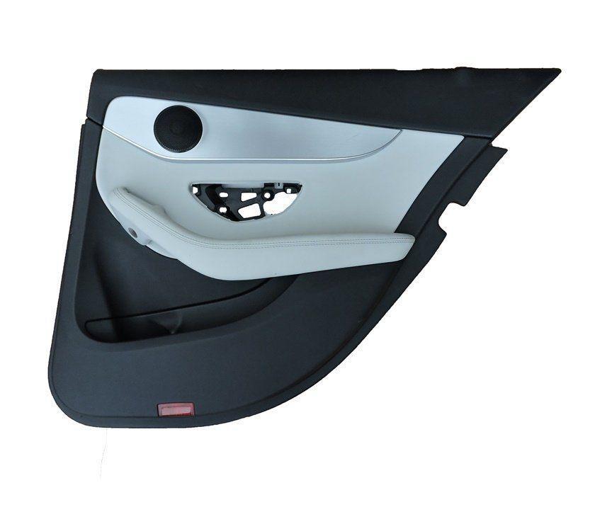Forro D Porta Traseira Lado Direito Mercedes C180 015 017