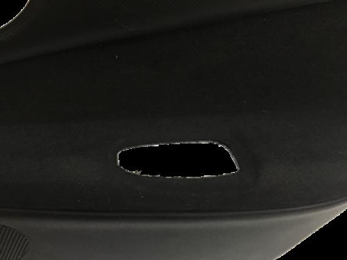 Forro Painel De Porta Traseira Direita Peugeot 206 E 207 07 08