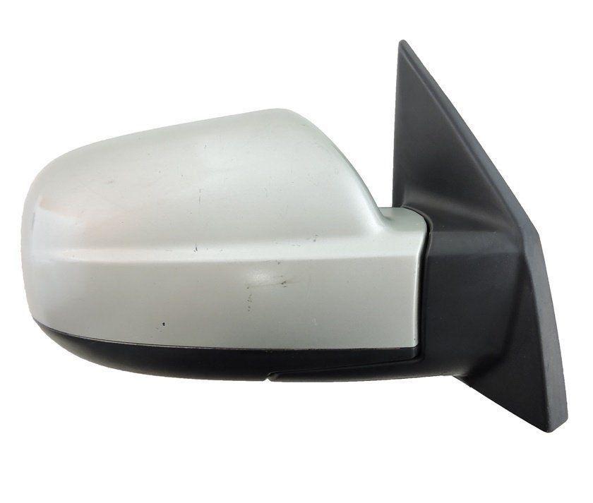 Hyundai Tucson 07 014 Espelho Retrovisor Dir Prata Original