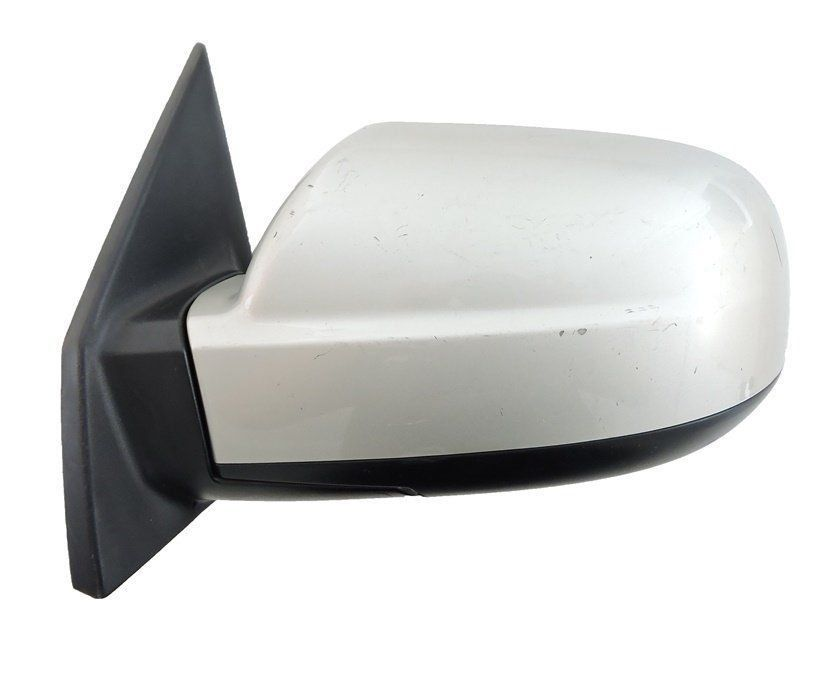 Hyundai Tucson 07 014 Espelho Retrovisor Esq Prata Original