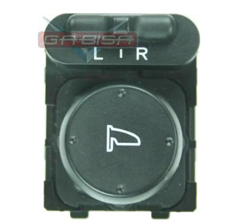 Interruptor Botão De Regulagem De Retrovisor Elétrico Honda City e New Fit 09 010 011 012 013