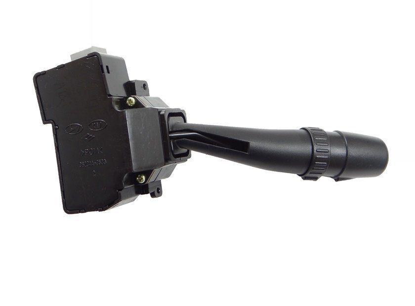 Interruptor Chave De Limpador Com Descrições Cor Cinza Hyundai Azera 07 08 09 010 011 012