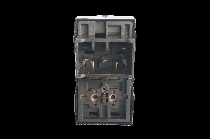 Botão Interruptor De Vidro Elétrico Simples Jac J3 010 011 012 013 014