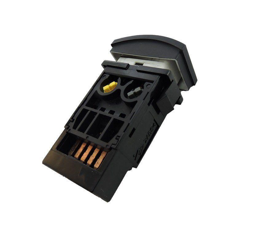 Kia Picanto 08 011 Botão Interruptor Desembaçador Traseiro