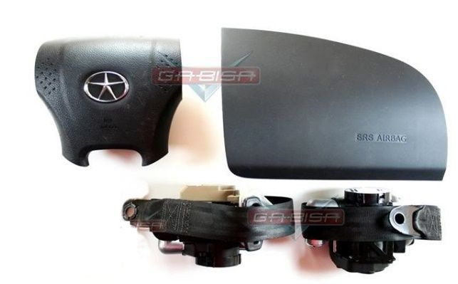 KIT AIR BAG JAC J3 011 013 BOLSAS CINTOS