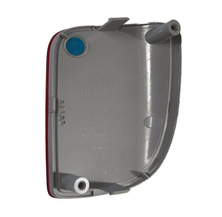 Lente Refletor Traseiro Esquerdo 265859064r Renault Duster 013 014 015 016