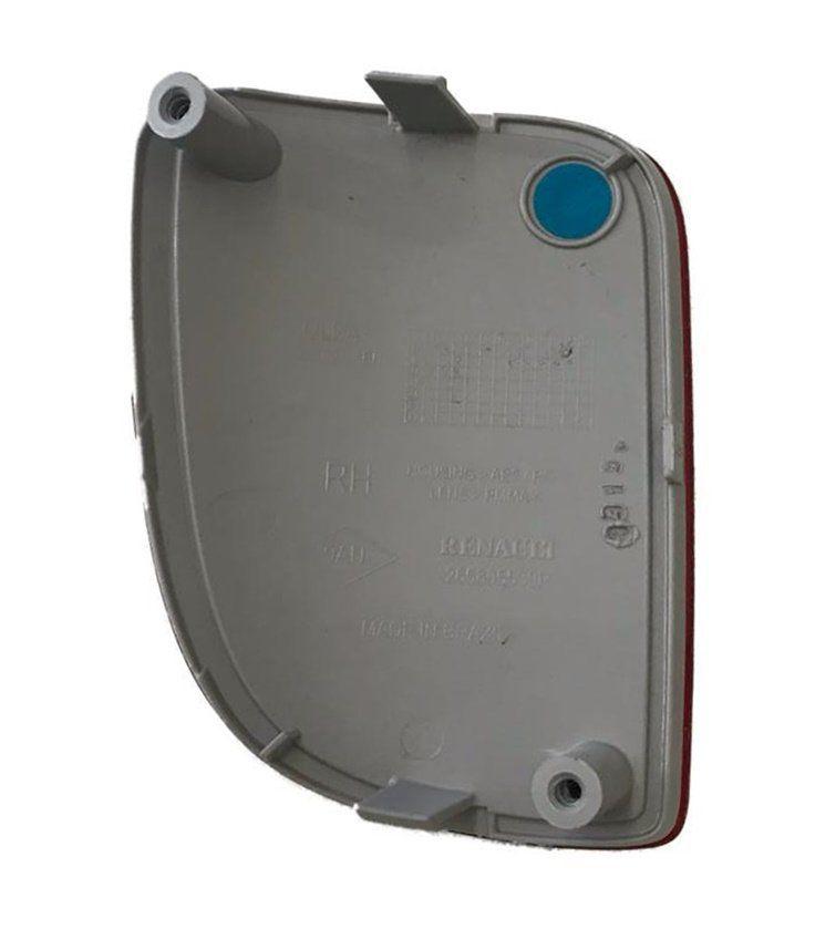Lente Refletor Traseiro Direito 265805539r Renault Duster 013 014 015 016