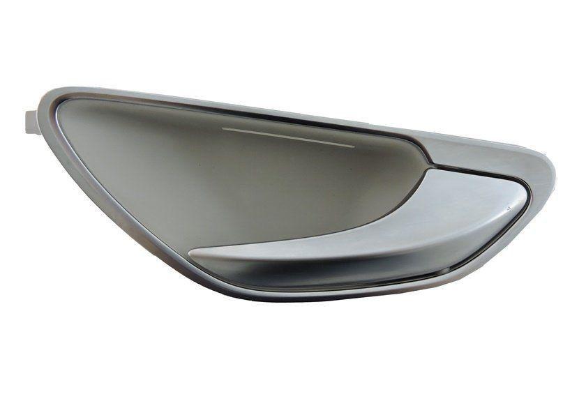 Maçaneta Traseira Direita Prata Orig Mercedes C180 015 017