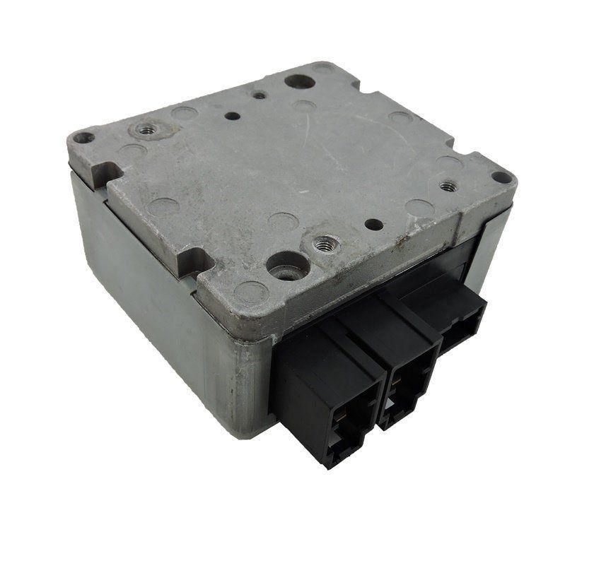 Modulo Central D Direção 28500CJ00A Nissan Livina 09 013