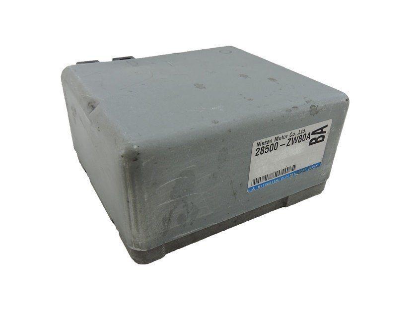 Modulo Central D Direção 28500ZW80A Nissan Tiida 08 013